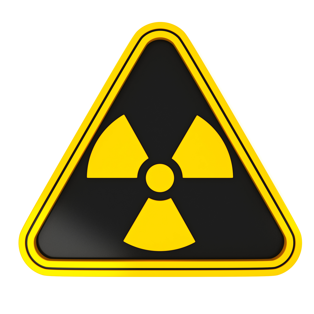 Place your ad here Radiation Sign