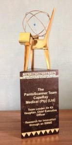 NSTF Award for an SME team