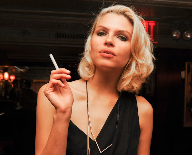 E-cigarettes are cool. Copyright gothamist.com and Owen Kolasinski.