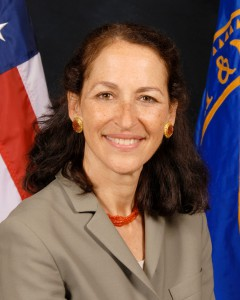 FDA Commissioner, Dr Margaret Hamburg.