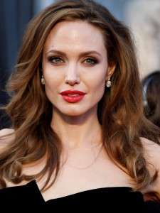 Angelina Jolie. Copyright: USA Today.