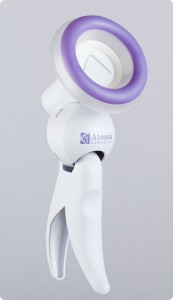 The MASCT breast pump. Copyright Atossa Genetics.