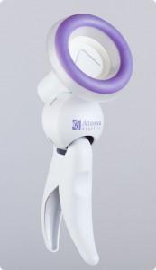 The MASCT breast pump. Copyright Atossa Genetics.