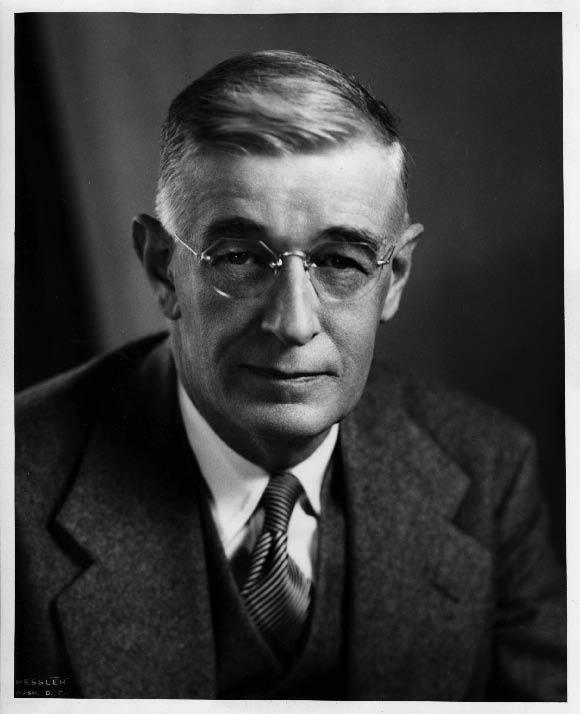 Vannevar Bush. Copyright Carnegie.