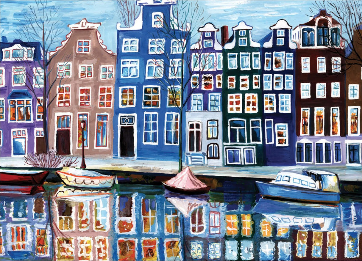 Seaside of Amsterdam