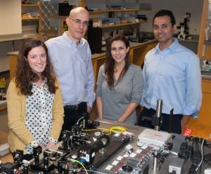 Rutgers engineering team. © Carl Blesch