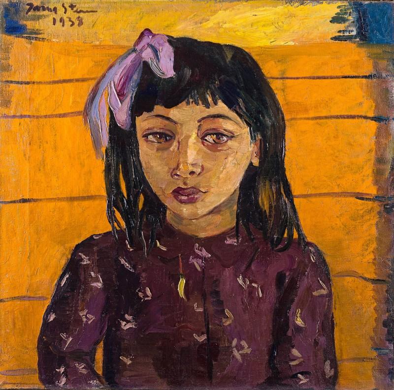 """Malay Girl"" by Irma Stern"